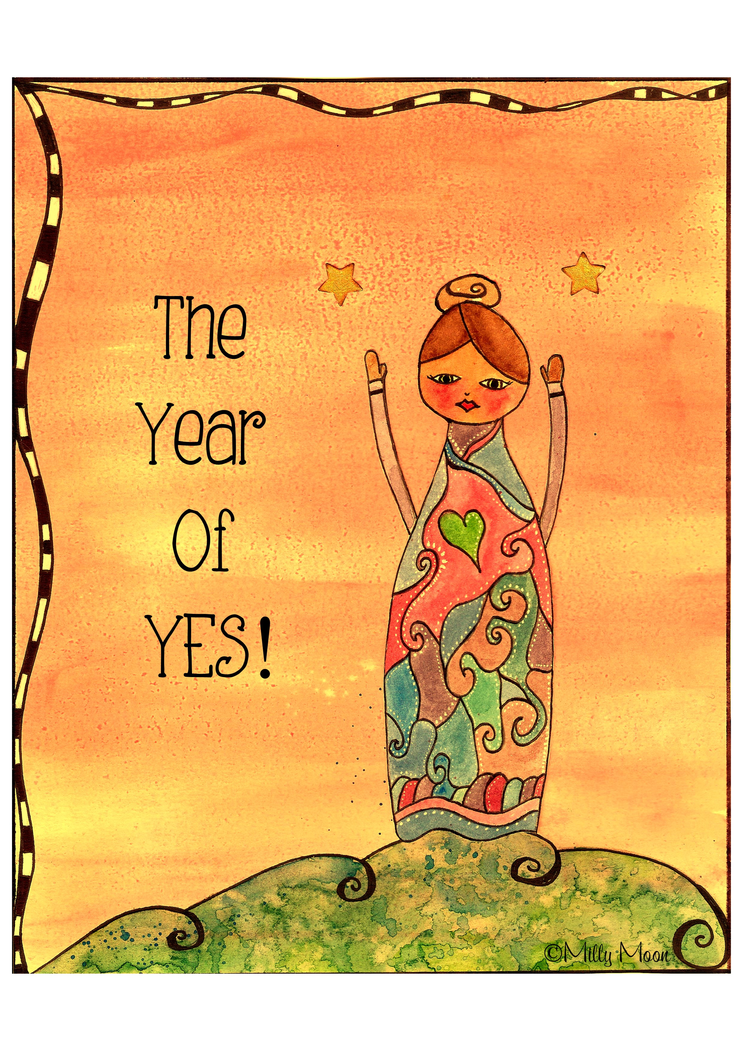 http://traceesioux.com/yearofyes/