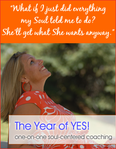 Year of Yes! VIP Private Coaching